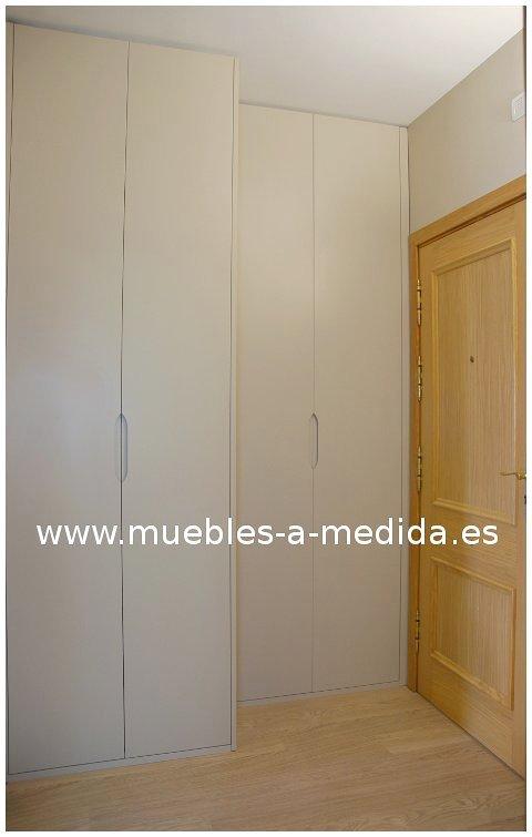 Armarios a medida en barcelona - Imagenes de armarios empotrados ...