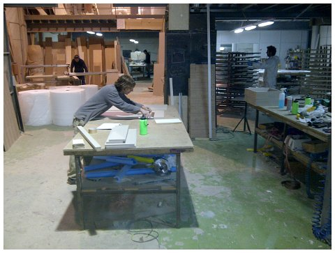 Fabrica de armarios vestidores muebles comedor for Fabrica muebles cocina