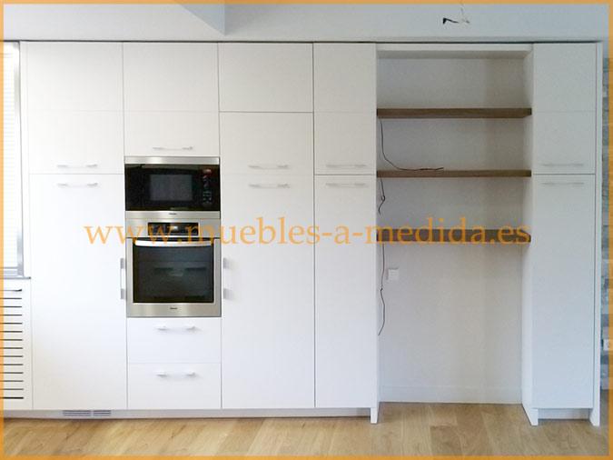 Muebles de cocina a medida for Muebles de cocina para microondas