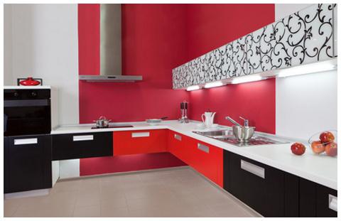 Mueble cocina formica a medida - Medidas de los muebles de cocina ...