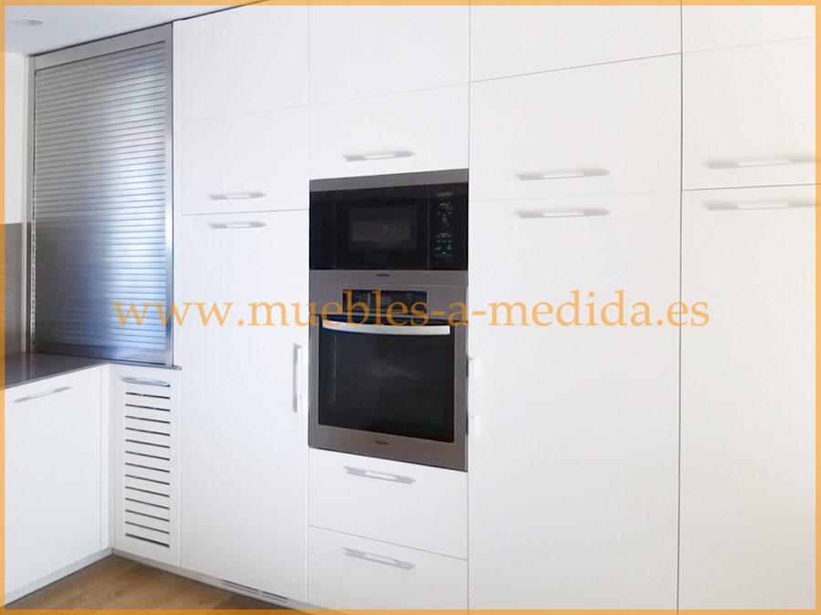 Muebles de Cocina y Salón integrados