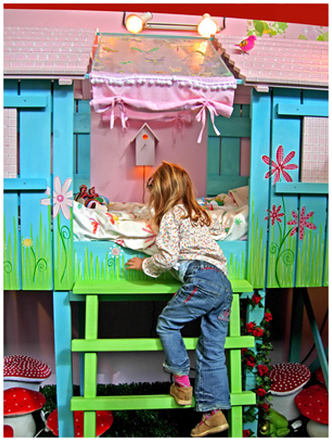 habitacion infantil a medida por encargo