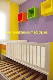 Habitación a Medida para Niños con Cama Nido