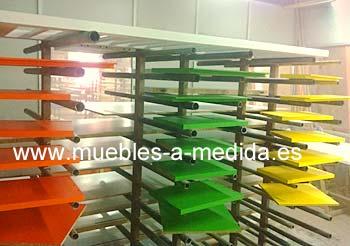 Colores de una Habitación a Medida para Niños