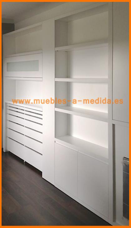 Fabrica de armarios vestidores muebles comedor - Mueble a medida ...