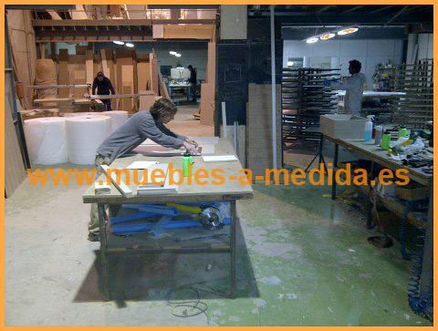 Fábrica de Armarios y Muebles a Medida