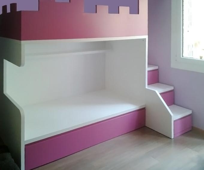 Dormitorios juveniles - Habitaciones juveniles muebles rey ...