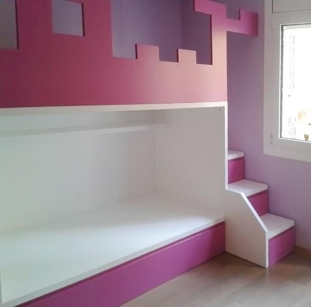 Dormitorios juveniles for Dormitorios juveniles a medida