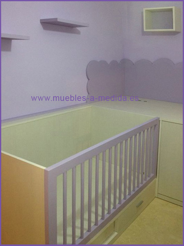 Habitaciones convertibles para bebes