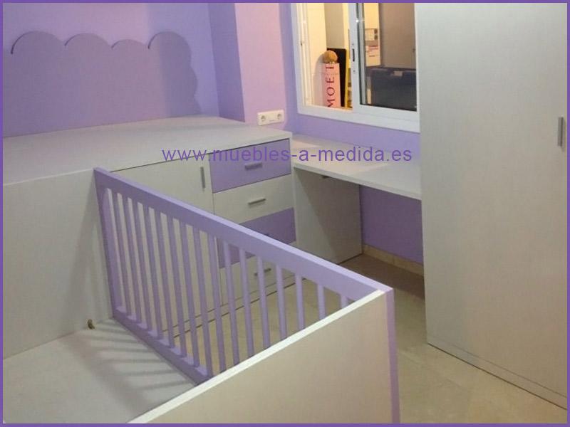 Habitaciones de Bebe - Cuna