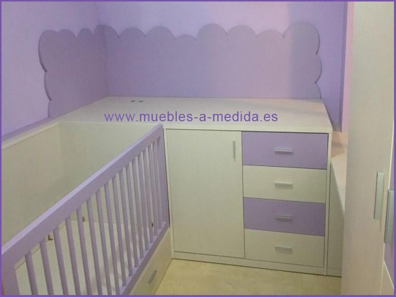 Muebles de Habitaciones para Bebés